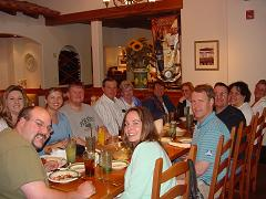 Everyone Gathers At The Olive Garden In Rock Hill, ...