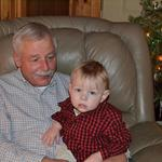 Christmas with Grandpa Kramer - December 2012