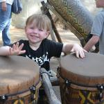 Future drummer? - August 16th