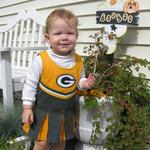My two favorite seasons - FOOTBALL and Halloween - September 20