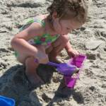 Building sand castles - July 11th