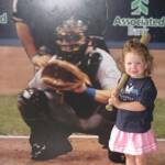 OK, Daddy, I am ready to pinch hit in the 9th if they call - July 28th