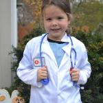 Doctor Kramer at your service - Halloween 2013