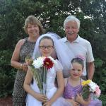 Dance Recital with Kylie & Grandpa and Grandma Kramer - May 31st 2014